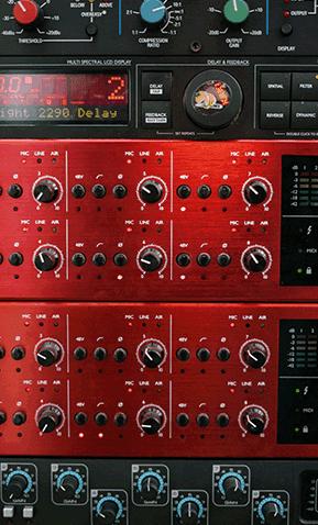 GROM MUSIC студия звукозаписи